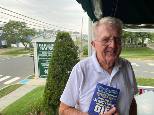 67 Years Later, He Returns to the Parker House in Sea Girt