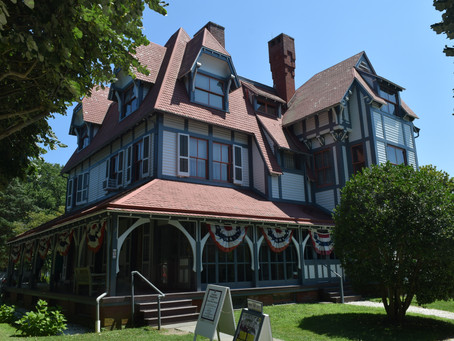 Cape May's Victorian Jewel Re-Opens July 5 for Tours