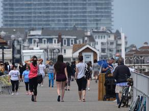 Bradley Beach: Everyman's Beach Town Sandwiched Between Two Lakes.