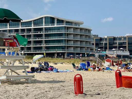 Long Branch 2021: Wow! Booming with New Dining, Shop, Condos & Carousel. Plus 2021 Beach Info.