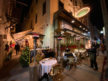 Anjelica's Warms Up Sea Bright's Sidewalk With Hot Italian Dishes on Cold Nights and Days