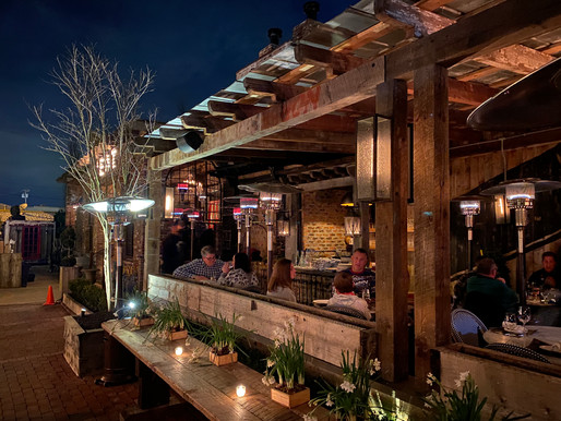 Hot Dates, Cold Nights, Outdoor Sites: Best of the Jersey Shore this Winter at The Butcher's Block