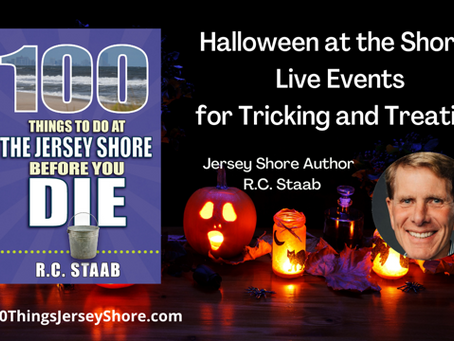 Live Events are Undead For Halloween at the Shore -- Families, Teens and Couples