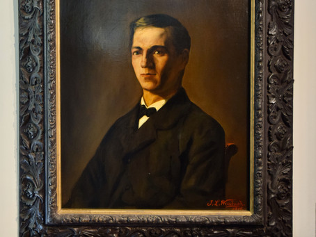 Discover American master painter John F. Peto at his Island Heights historic home & studio