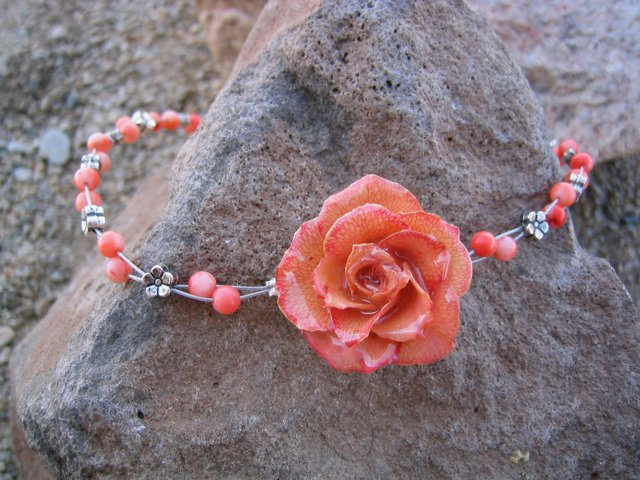 Other Real Flower Necklaces
