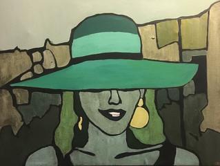 Art Spotlight: Caroline Roosevelt