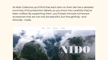 Small Business Spotlight: Nido Collective