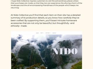 Small Business Spotlight: Nido Collective