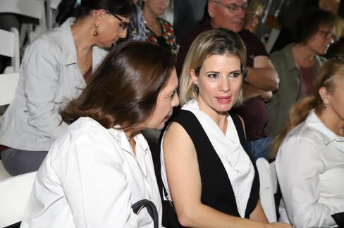טלי דביר לבנת אירוע השקת משרד פרסום תל אביב וואן one  אורלי רובין אפרת מורג