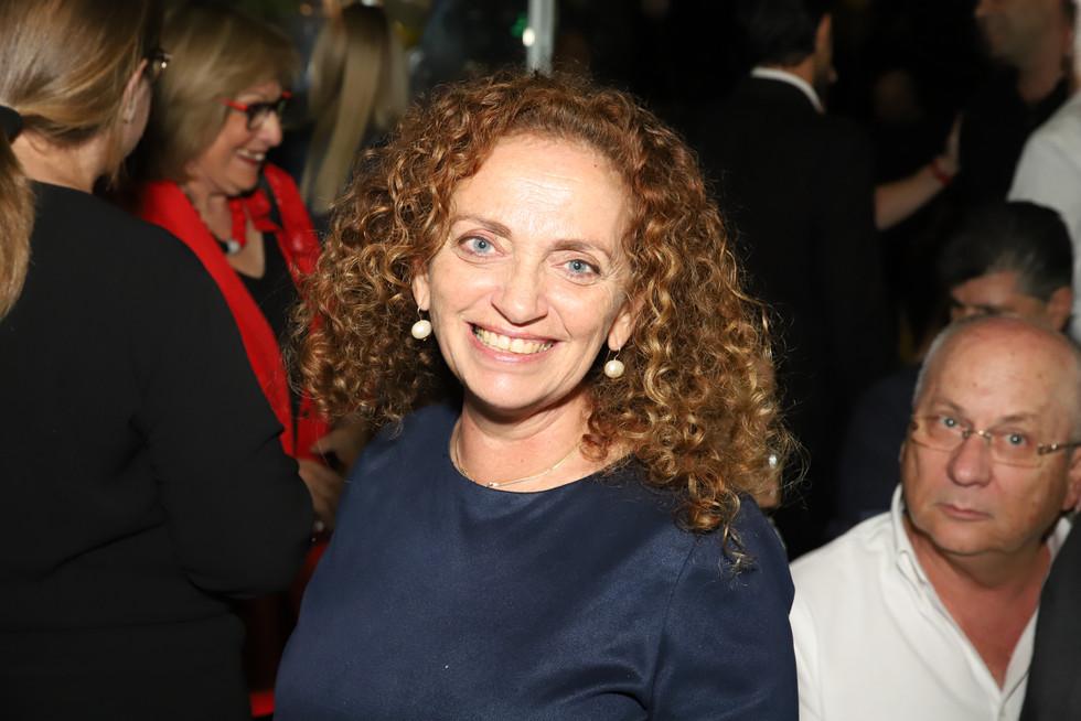 טלי דביר לבנת אירוע השקת משרד פרסום תל אביב וואן one רוני שוורץ עמילוב