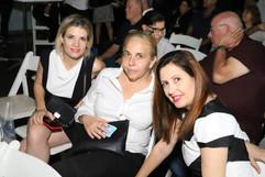 טלי דביר לבנת אירוע השקת משרד פרסום תל אביב וואן one  איריס אפרת מורג