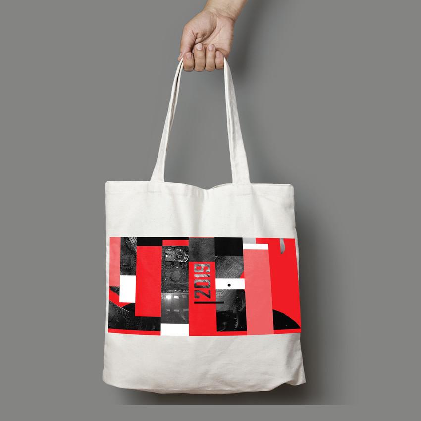 Canvas Tote Bag MockUp
