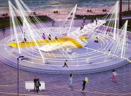 מה עומד מאחורי התכנון של מצפה השקיעה? האדריכל פורץ הדרך משה כץ במאמר מרתק על תכנון, יקום וזמן
