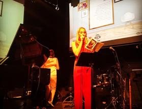 סיוון קינר ביום ההשראה הבינלאומי נמל תל