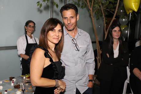 טלי דביר לבנת אירוע השקת משרד פרסום תל אביב וואן one נטע אשרוב יואב