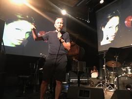 פרופ פדואה יום ההשראה הבינלאומי בנמל תל