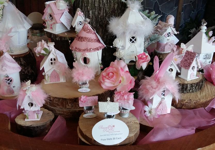 Princess Pixie Cottages
