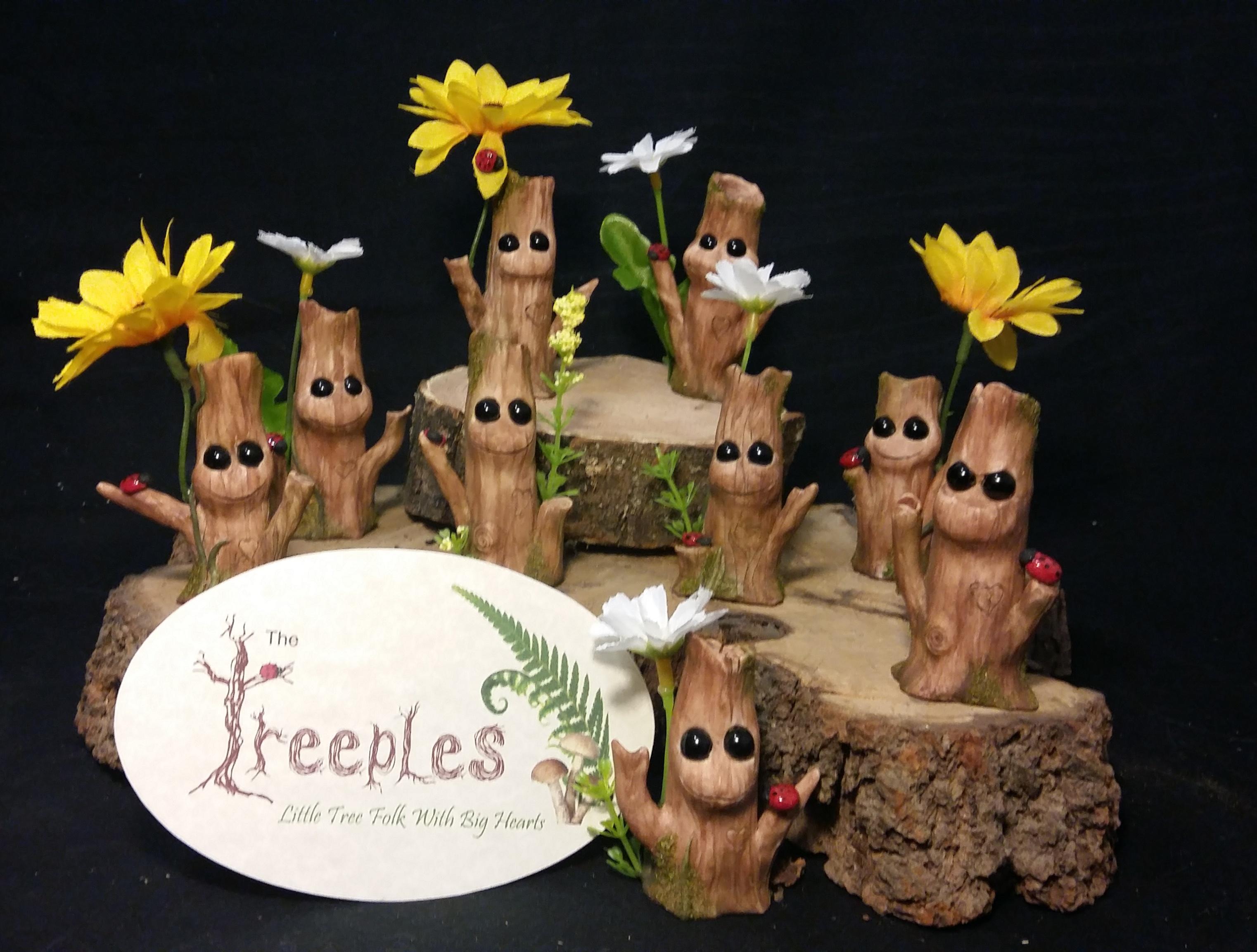 The Treeple Family