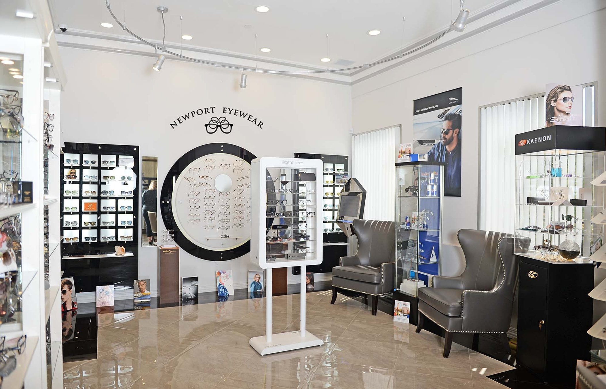 We At Newport Eyewear Have A Strong Commitment To Our Customers And It Shows