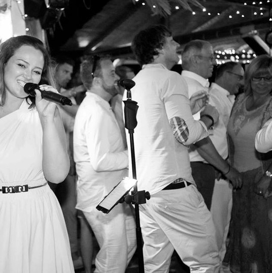 The Party band na Krétě 2018