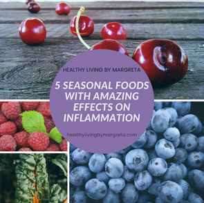 5 Seasonal Foods With Amazing Effects On Inflammation