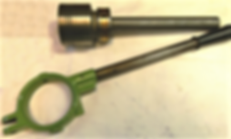 Hebel-Spanneinrichtung für WEILER Drehbak