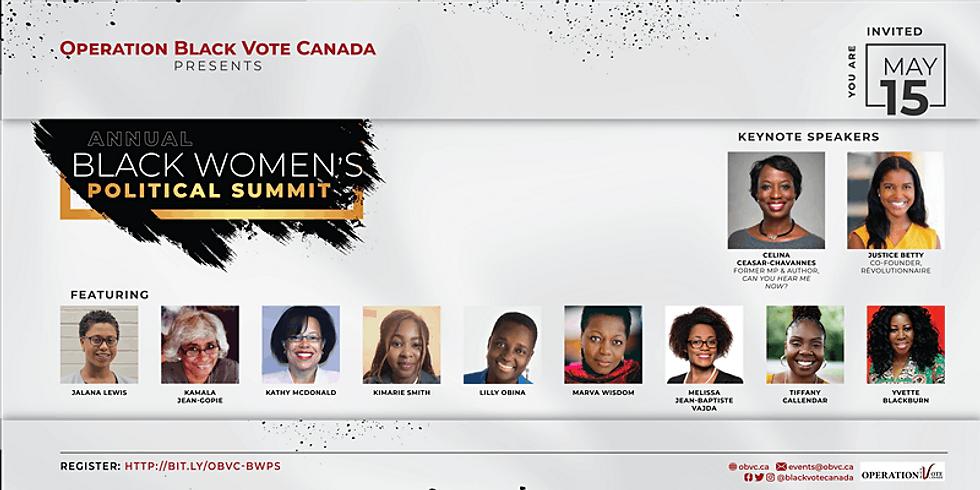 Black Women's Political Summit
