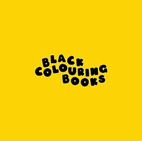 Black Colouring Book