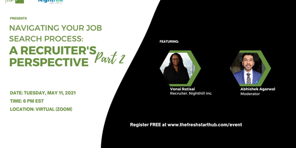 Navigating your job search process