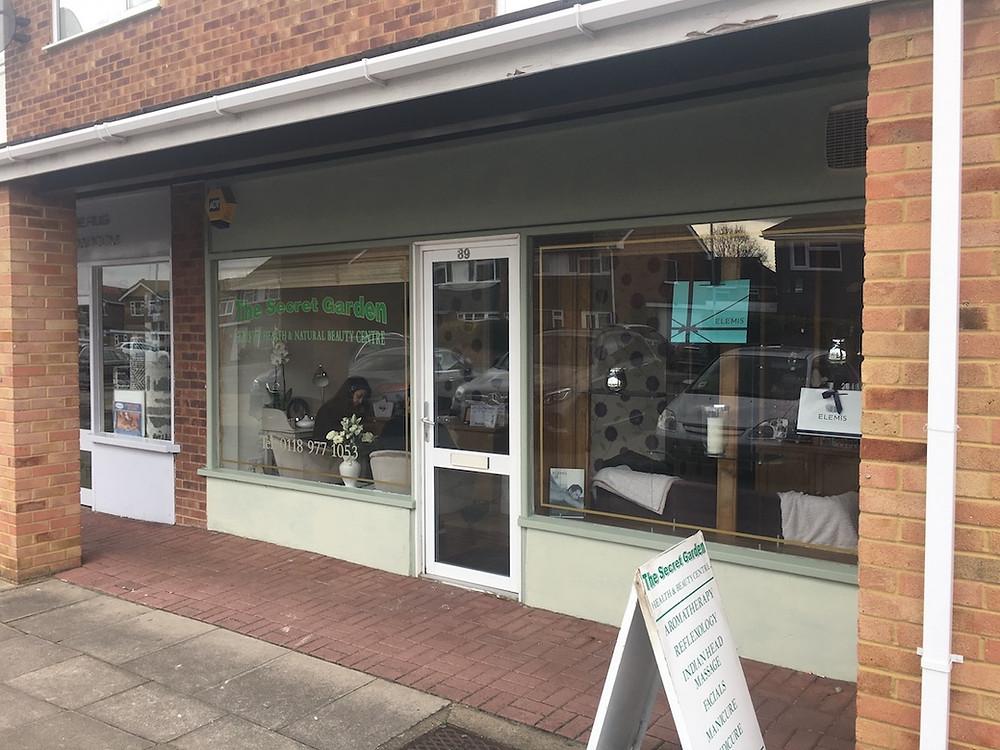 Selling beauty salon