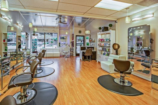 how to sell hair salon