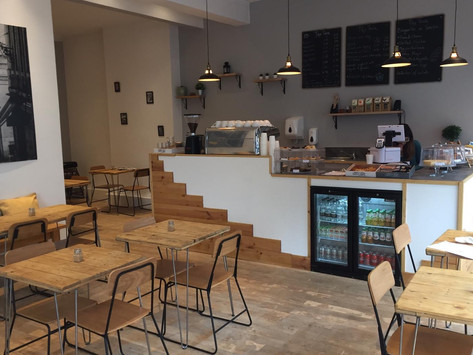 ETS Corporate Sell A Café within 24 Hours!