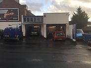 Selling garage