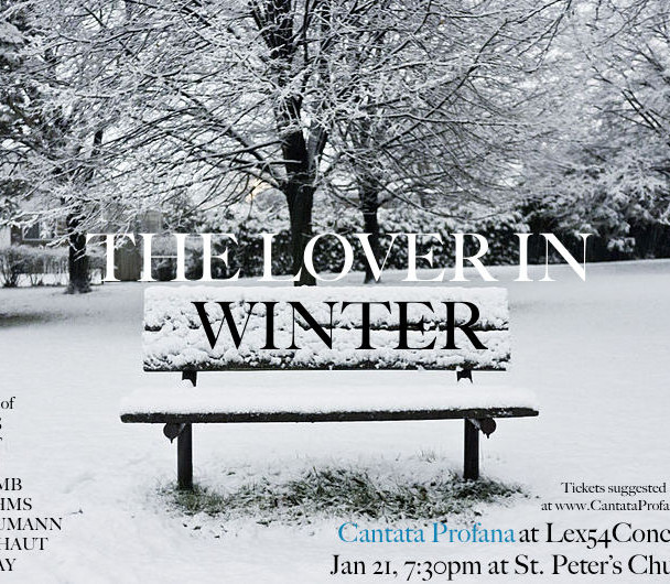 THE LOVER IN WINTER