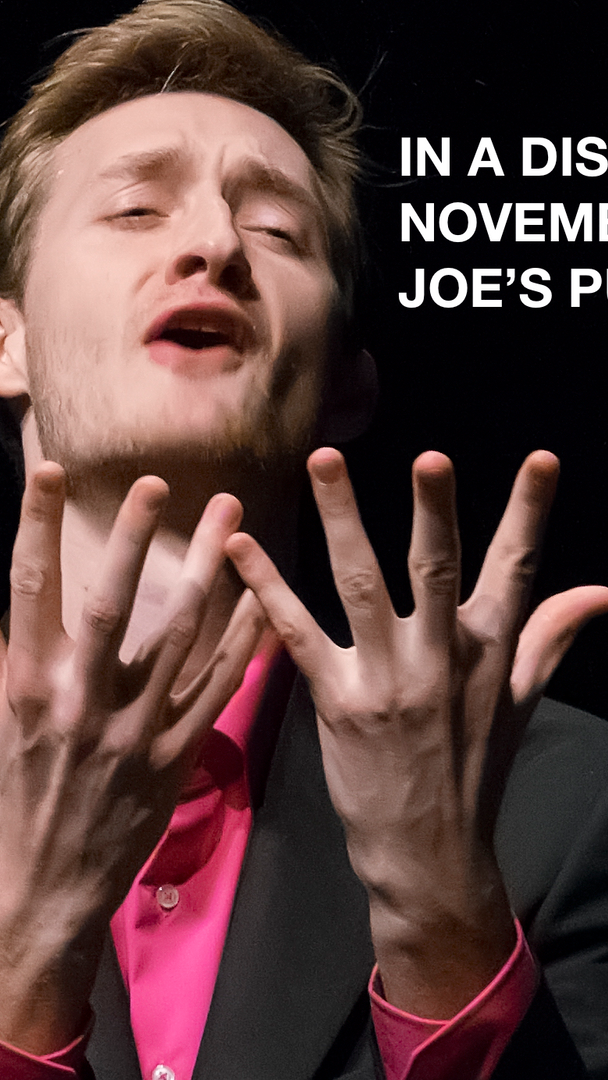 JOE'S PUB: IN S DISTANT LAND