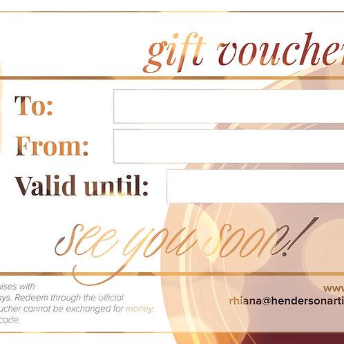 Gift Voucher - Afternoon Tea Cruise