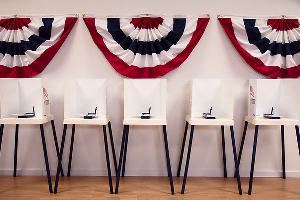 image of voting booth