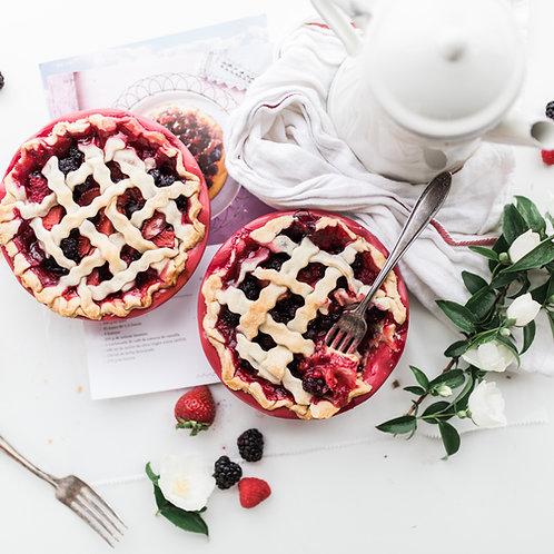 "Fruit Pies 10"""
