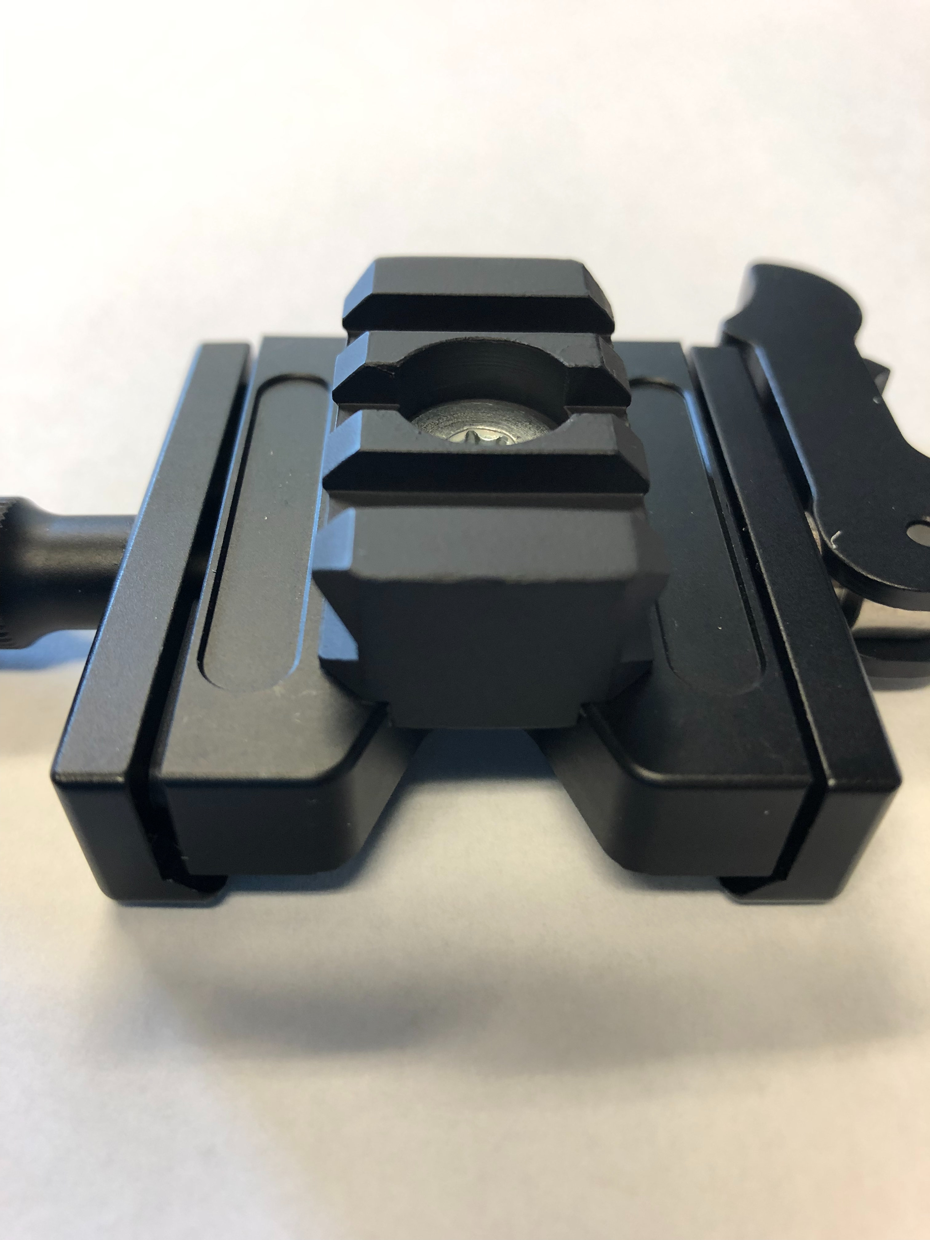 picatinny rail New  Adapter ARCA Swiss to WEAVER