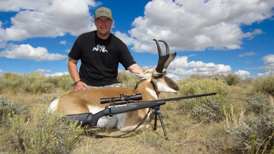 Jeremiah Blain Goat Hunt