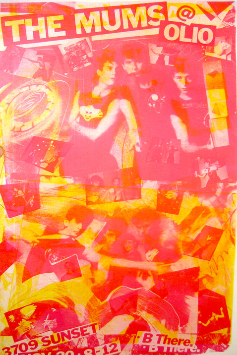 The Mums at Olio on Sunset Blvd.