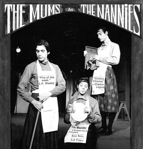 The Nannies at Stages Theatre Center