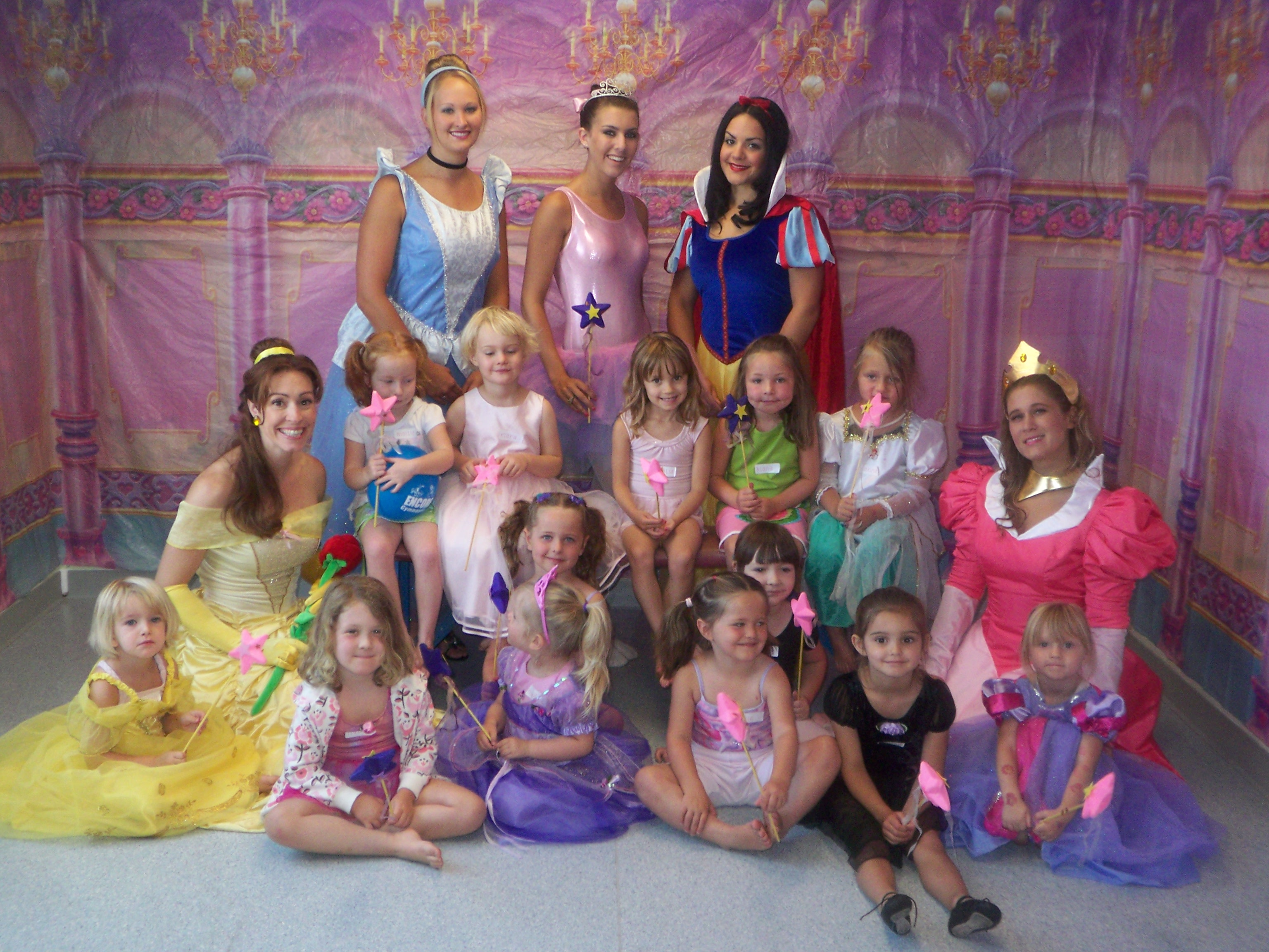 Princess Dance Camp