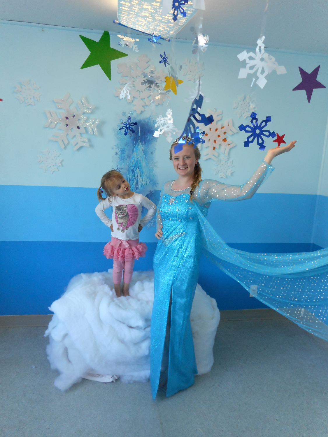 Frozen Dance Camp