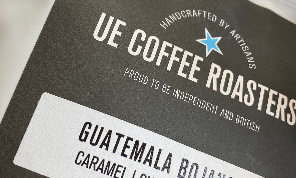 Guatemala Single Origin Coffee Beans 250g