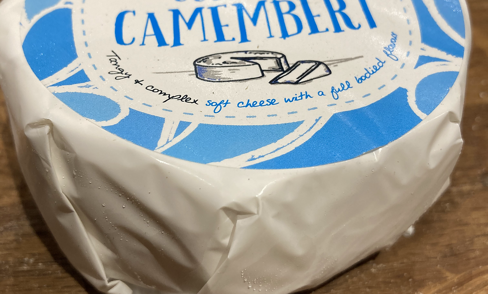 Cornish Camembert 200g