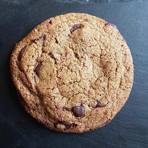 Rye Coffee Chocolate Cookie