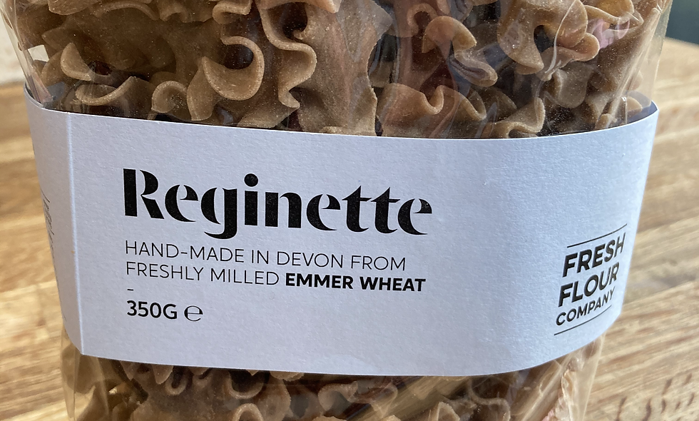 Emmer Reginette Grown and Made in Devon