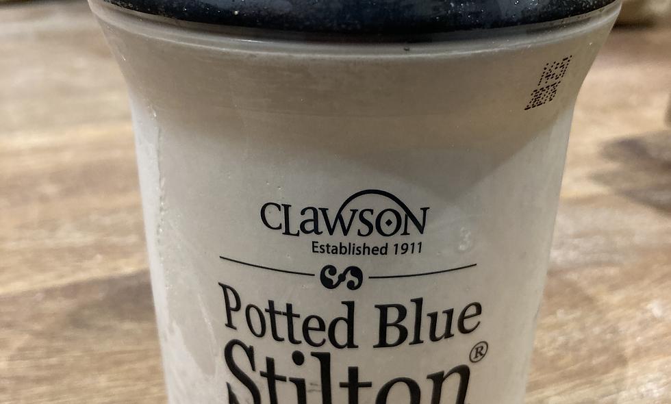 Jar of Long Clawson Stilton 220g
