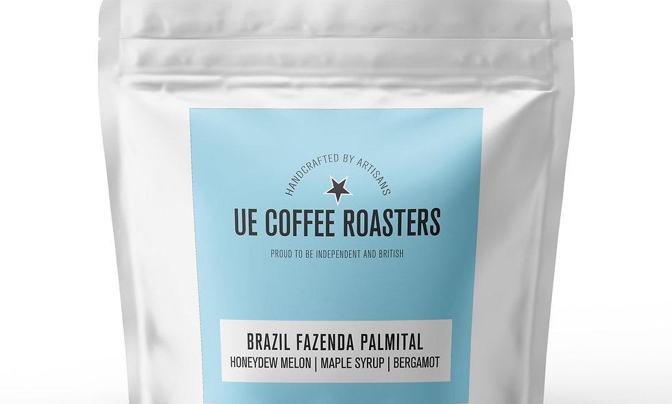 Brazil Fazenda Palmital Single Origin Coffee Beans 250g